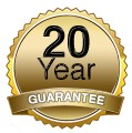 20 year new roof guarantee