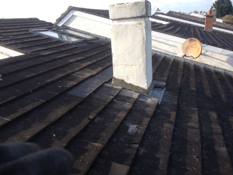 chimney roofing contractors dublin