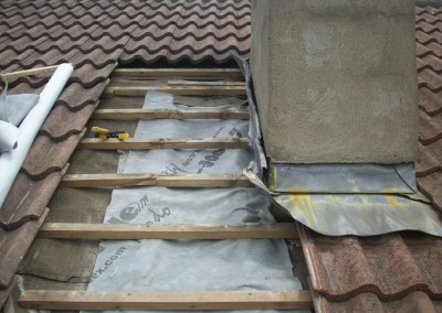 chimney and roof repair
